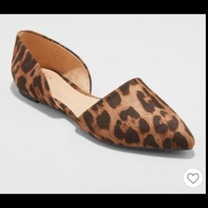 A New Day Leopard Flats